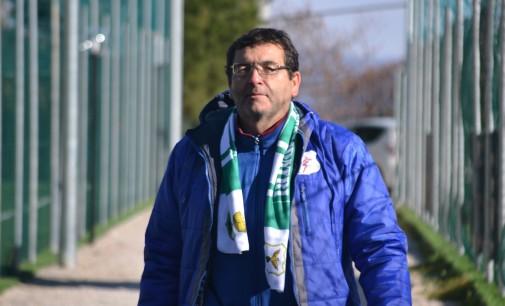 Città di Montecompatri calcio (II cat), Raspa predica serenità: «Il gruppo rimanga tranquillo»
