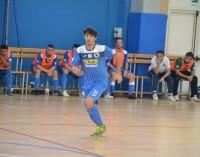 Lido di Ostia Futsal (serie B), Barra: «Il gol all'ultimo secondo? Questa squadra ci crede sempre»