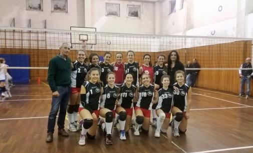 Pallavolo campionato provinciale under 16 femminile