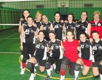 Pallavolo- Campionato provinciale terza divisione femminile