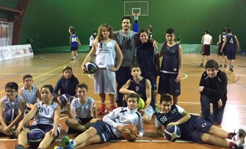Ssd Colonna (basket), Miglio e la crescita dell'U13: «Una squadra dalla tenuta mentale notevole»