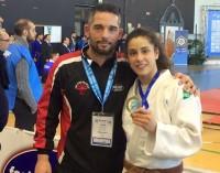 Asd Judo Energon Esco Frascati, magic moment Favorini: altro terzo posto e raduno con l'Italia