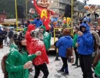 A Valmontone un carnevale colorato e molto partecipato