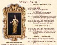 Festa patronale di S. Apollonia