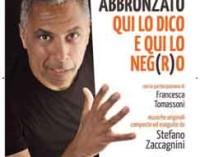 Salvatore Marino In scena Al Teatro Civico di Rocca di Papa