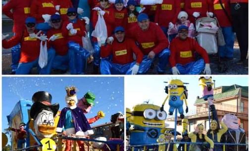 """Con il weekend entra nel vivo la """"Maratona del Carnevale"""" 2016"""