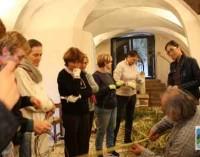 Parco del Treja: per imparare a fare i cesti