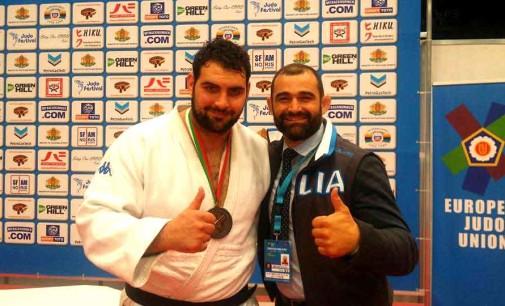 """Asd Judo Energon Esco Frascati, il """"frascatano"""" Mascetti di bronzo a Sofia"""