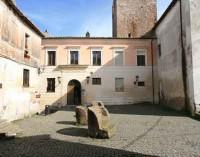 Palazzo Baronale: uno dei simboli di Calcata