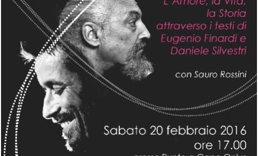 Marino – Poesia In Musica con Daniele Silvestri e Eugenio Finardi