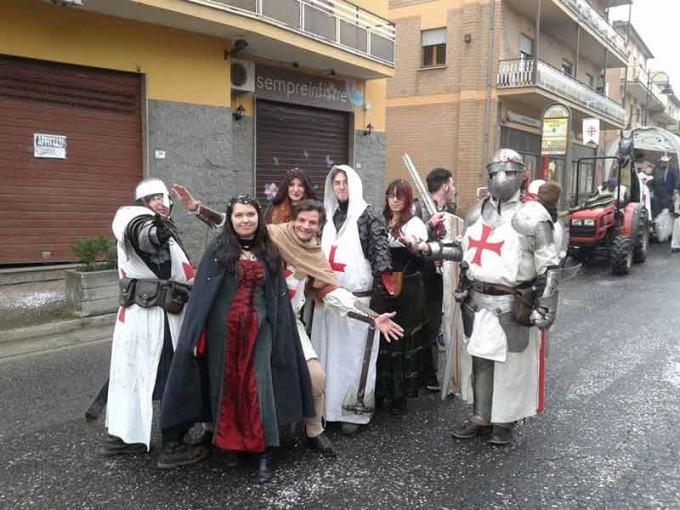 Domenica 31 gennaio ha preso il via il Carnevale Larianese 2016