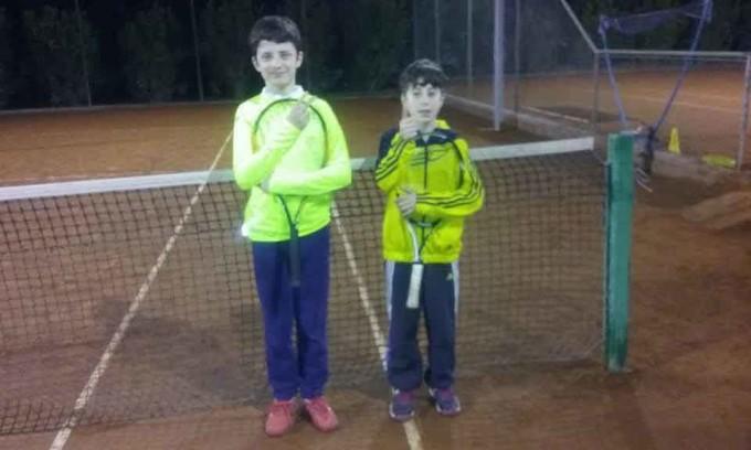 Tc New Country Club (tennis), sei squadre giovanili battagliano nei campionati Csain