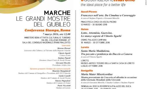 Regione Marche – Programma di mostre per l'anno giubilare