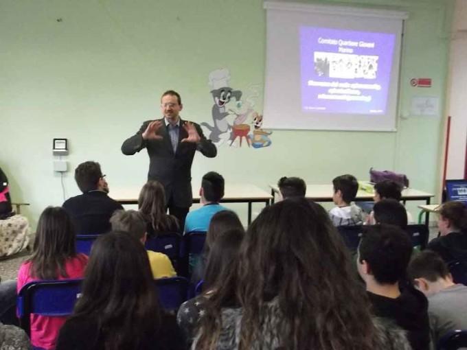 Marino Aperta Onlus: ancora due incontri con i ragazzi delle scuole di Marino