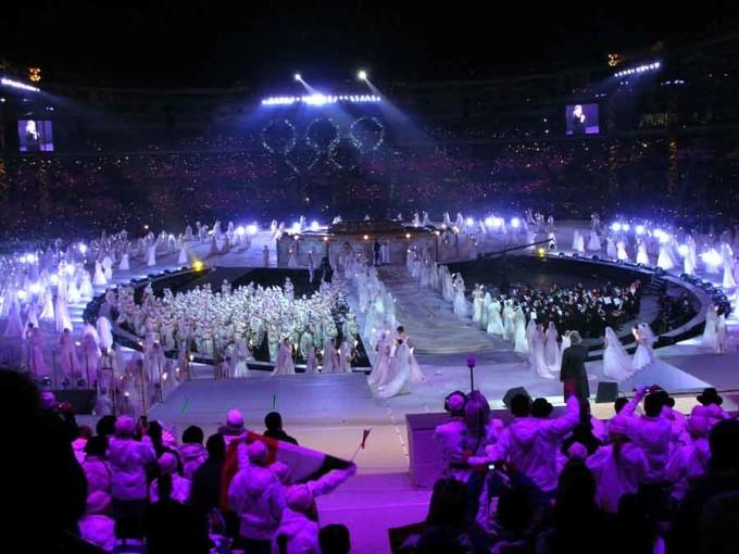 E' Olimpiade! Cronache da Torino 2006