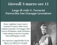 Genzano – Celebrazioni in memoria di Monsignor Guglielmo Grassi
