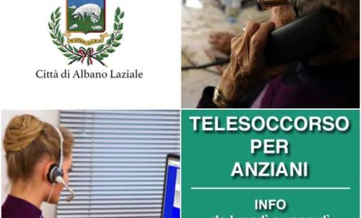 Albano, attivato il servizio di telesoccorso per gli anziani