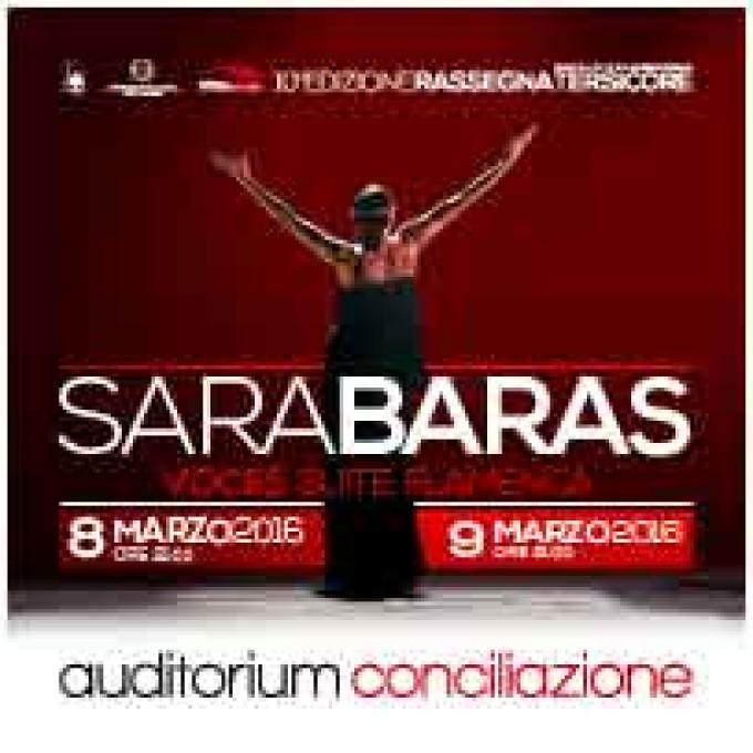 """Sara Baras """"Voces Suite Flamenca"""""""