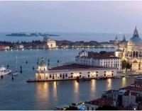 Venezia – Set up Musica e performing arts a Punta della Dogana
