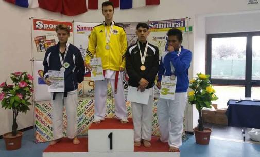 3T Frascati Sporting Village, show ai campionati del mondo di karate