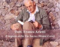 """Grottaferrata – Conferenza """"Il segreto della Via Sacra (Monte Cavo)"""""""