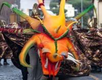 Chiusura del Carnevale Grottaferratese 2016