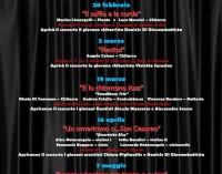 San Cesareo – Al Teatro Auditorium Comunale Giulanco e' di scena la grande musica!
