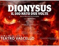 Dionysus Il Dio nato due volte