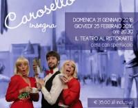 """Cenateatro al Margutta: arriva """"Carosello insegna"""""""