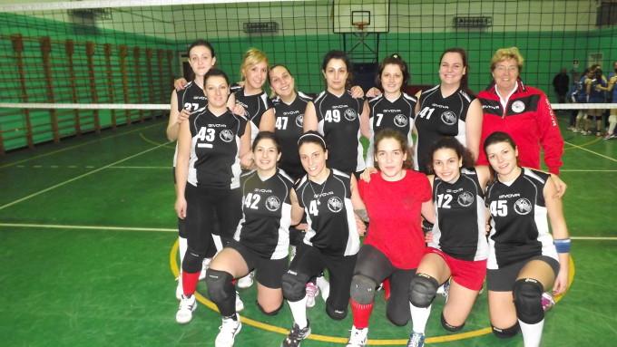 Pallavolo Campionato provinciale femminile terza divisione