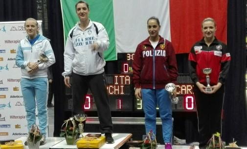 Frascati Scherma, Quondamcarlo e Stagni vincono la prova Open a Bolzano
