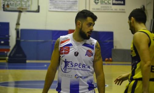Basket Frascati (C silver), Cammillucci: «A Bracciano bella vittoria nonostante campo e black out»