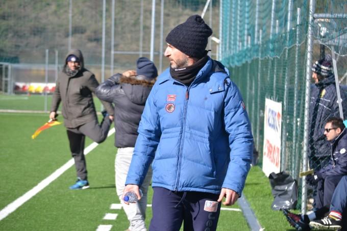 Città di Montecompatri calcio (II cat), Brunetti fissa l'obiettivo: «Arriviamo tra le prime quattro»
