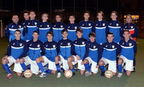 V. Divino Amore calcio (Allievi prov), Lattanzio: «Per il primo posto i giochi sono aperti»