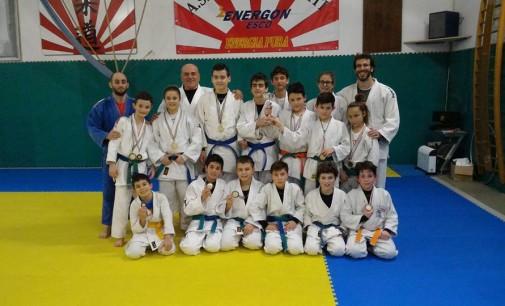 L'Asd Judo Energon Esco Frascati sbanca la Turin Cup 2016: sei ori, un argento e sette bronzi!