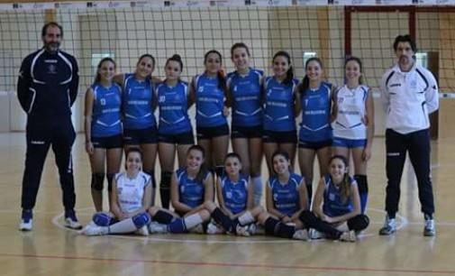 Ssd Colonna volley, l'Under 16-18 di coach Olivetti ha iniziato i campionati di seconda fase
