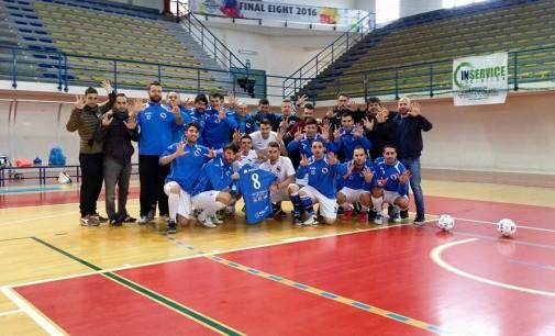 Lido di Ostia Futsal (serie B), Gastaldi: «In Coppa a testa alta, ora diamo tutto per i play off»