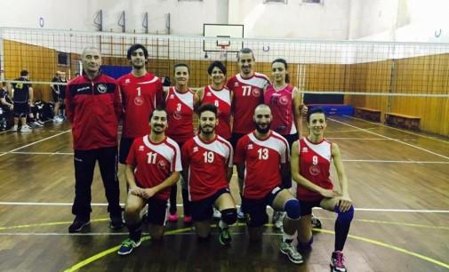 Pallavolo campionato under 14 provinciale femminile Torneo Favretto 1 giornata USD ROSAVOLLEY VELLETRI- PALLAVOLO POMEZIA 2-3