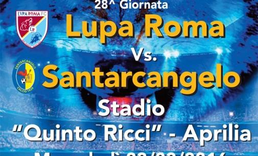 Lupa Roma-Santarcangelo: comunicazioni importanti del G.O.S. per tifoseria ospite
