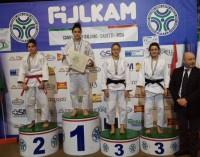 Asd Judo Energon Esco Frascati, Flavia Favorini si tinge di tricolore: è campionessa italiana Cadetti