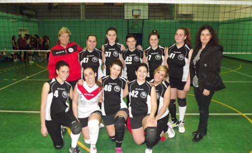 Pallavolo Campionato terza divisione femminile