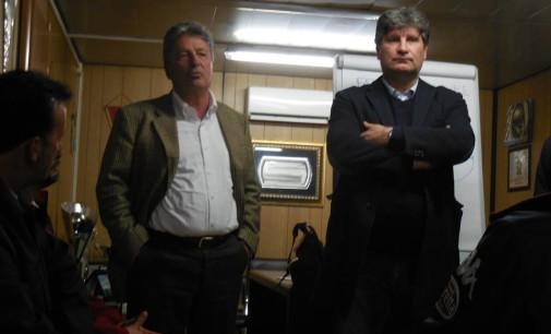 Albalonga calcio, Camerini dopo la visita del dg del Torino Comi: «Felici di questa collaborazione»
