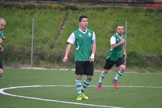 Città di Montecompatri calcio (II cat), Cascio: «Alla pari con tutti giocando ad alta intensità»