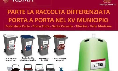 Municipio Roma XV – Parte la raccolta differenziata PAP nei primi quartieri