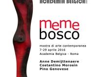 7 aprile 2016 Academia Belgica Roma