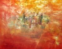 L'artista Hayat Saidi riceve l'Oscar dell'Arte della Biennale