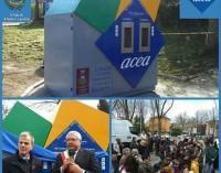 """Albano, inaugurata la """"Casa dell'Acqua"""" targata Acea S.p.A."""