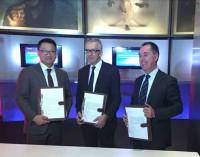 La Regione Sardegna, il CRS4 e Huawei siglano un Memorandum of Understanding per progetti di ricerca