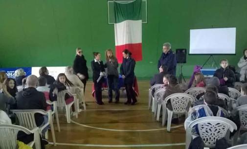 Oggi al Gulluni di Colonna, si impara la legalità