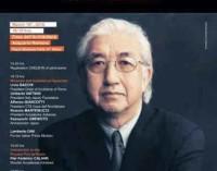 Piranesi Prix de Rome Conferito all'Architetto Yoshio TANIGUCHI